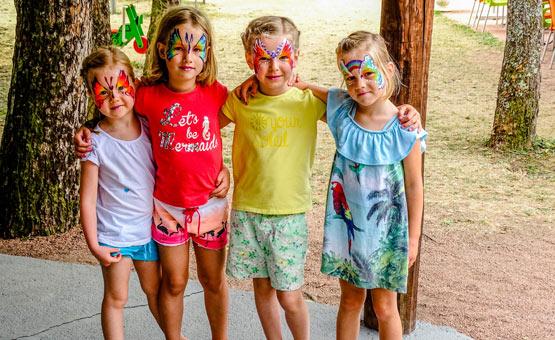 Camping club enfants Dordogne