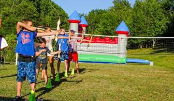 Camping familial 4 étoiles Périgord