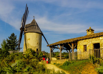 Dordogne camping Sarlat