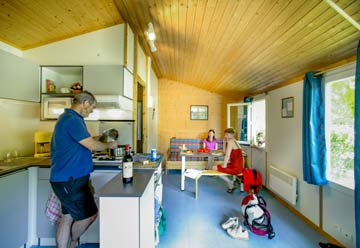 Location chalets camping Dordogne