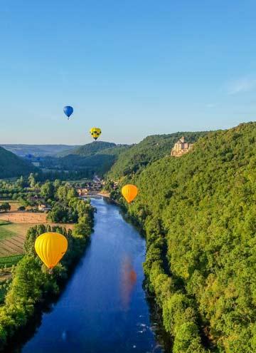 Vacances caravaning Dordogne