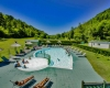 camping avec piscine Périgord