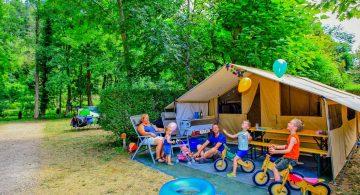 Emplacement camping 4 étoiles Dordogne