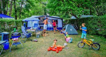 Emplacement camping 4 étoiles Périgord