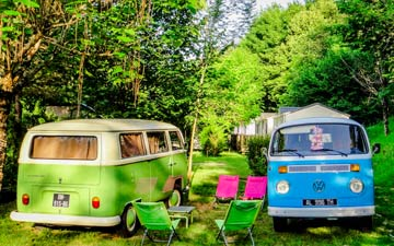 Location emplacement camping Dordogne