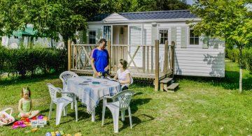 Location mobil-home camping familial Dordogne