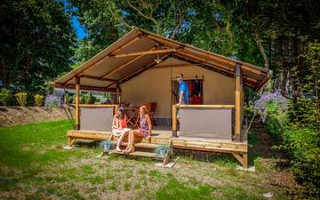 Location tente camping Dordogne