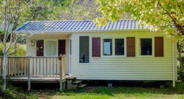 Mobil-home camping 4 étoiles Périgord