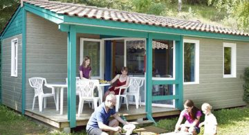 Mobil-home en location Dordogne