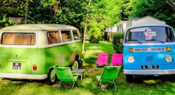 location emplacement camping car dordogne